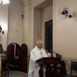Aniversário Profissão Religiosa Pe. José Laudares, sss