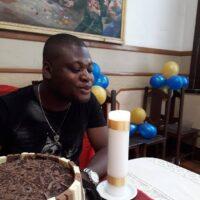 Aniversário de Nascimento Diác. Elibien Joseph, sss