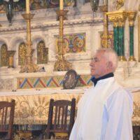 Aniversário de Ordenação Presbiteral Pe. Andrés Taborda, sss