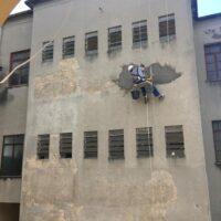 Campanha de restauração fachada Igreja Sant'Ana Santuário de Adoração Perpétua – Rio de Janeiro