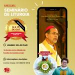 Seminário de liturgia Regional 1 e 2