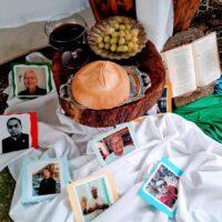 Cenáculo Coração Eucarístico de Jesus - Caratinga - realizou o retiro comunitário provincial