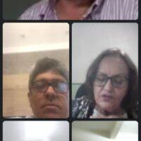 Reunião da Coordenação Provincial - ALLS