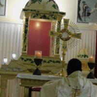 Paróquia São Benedito e Nossa Senhora do Patrocínio celebra a 82ª Semana Eucarística