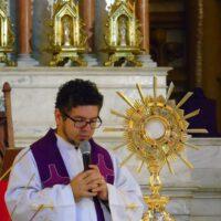 Aniversário de nascimento Pe. Marcelo Carlos da Silva, sss