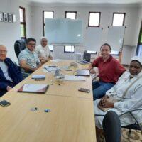 Servas do santíssimo Sacramento participam da Reunião do Conselho Provincial