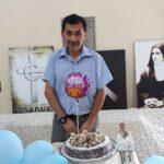 Aniversário de nascimento Padre Christian Retamales, sss