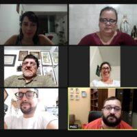 Encontro Equipe Comunicação Província N.S.de Guadalupe