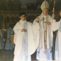 Aniversário de Ordenação Presbiteral Pe. Leopoldo Jimenez Montenegro, sss