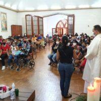 Confraternização de Natal com Migrantes da I.N.S. da Boa Viagem