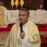Aniversário de ordenação Presbiteral Pe. Antônio Ruy, sss