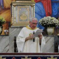 Aniversário de ordenação presbiteral Pe. Vittorio Baggi, sss