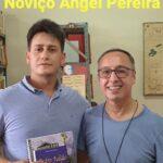Início noviciado de Angel Pereyra
