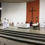 Transferência da Sé Arquidiocesana para a nova Catedral Cristo Rei