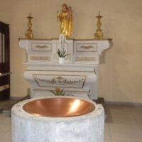 Batismo de São Pedro Julião Eymard