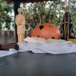Pre-noviciado sacramentino realiza celebração de Lucernário