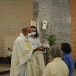 Celebração Jubileu de Prata Pe. Jesus Mateus, sss