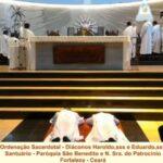 Novos Presbíteros para a Congregação
