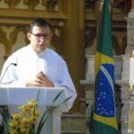 Tríduo em preparação para a Ordenação Presbiteral Diác. Joel Fernandes Lopes, sss