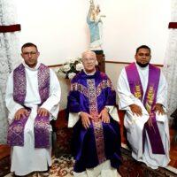 Novos integrantes para a Comunidade Sant'Ana – Rio