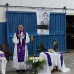 Celebração da Missa da Esperança Pe. Leopoldo Jiménez, sss