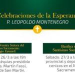 Celebrações da esperança – Padre Leopoldo Jiménez Montenegro, sss