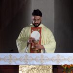 Aniversário de ordenação presbiteral Pe. Gleidson Forte, sss