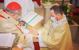 Diác. José Elissandro de Santana, sss é Ordenado Presbítero