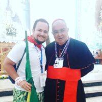 Ordenação Presbiteral Diácono Elissandro, sss