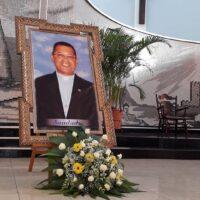 Padre Marcelo preside celebração missa sétimo dia Pe. Anízio Ferreira dos Santos, sss