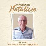 Aniversário de Nascimento Pe. Vittório Baggi, sss