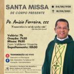 Velório e Sepultamento Pe. Anízio Ferreira dos Santos, sss