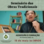 Seminário Obras Tradicionais