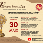 Santuário Eucarístico São Pedro Julião Eymard – Sete Lagoas