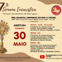 Santuário Eucarístico São Pedro Julião Eymard - Sete Lagoas