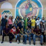 Aniversário de ordenação Pe. Christian Retamales, sss
