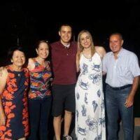 Os Leigos Sacramentinos João Figueiredo e Lidiomar Ferreira, da Comunidade de Uberaba, celebram bodas de ouro.