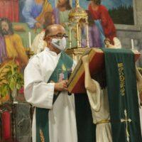 Aniversário de Ordenação Diaconal – Antônio Rocha, sss