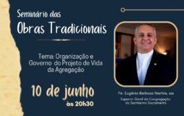 Seminário das Obras Tradicionais / Seminario de las Obras Tradicionales
