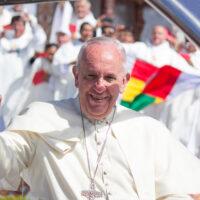 Papa Francisco recebe o presidente austríaco Van der Bellen