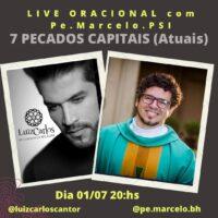 UM BATE PAPO COM - Luis Carlos e Pe. Marcelo Carlos, sss