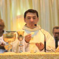 Aniversário de Ordenação Presbiteral Pe. Francisco Junior de Oliveira Marques, sss