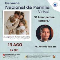 6º dia da Semana Nacional da Família