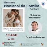 3º dia da Semana Nacional da Família