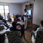 Retiro comunitário do Cenáculo Emaús – Casa do Pré-noviciado