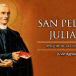 Festa de São Pedro Julião Eymard