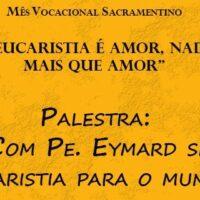 Palestra com Dom Jorge Alves Bezerra, sss🙏🏻
