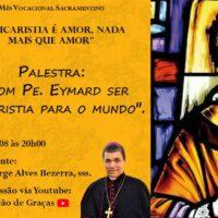 Palestra com Dom Jorge Alves Bezerra, sss