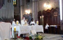 Finalização dos festejos de Santa Ifigênia, Padroeira da Moradia
