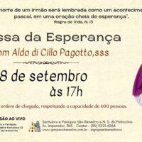 Missa da esperança de Dom Aldo Di Cillo Pagotto, sss